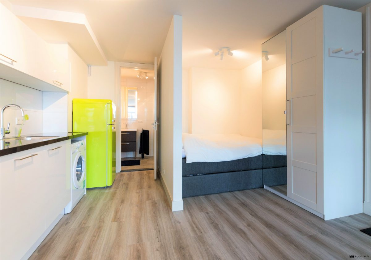 Apartment Rotterdam Wester 20