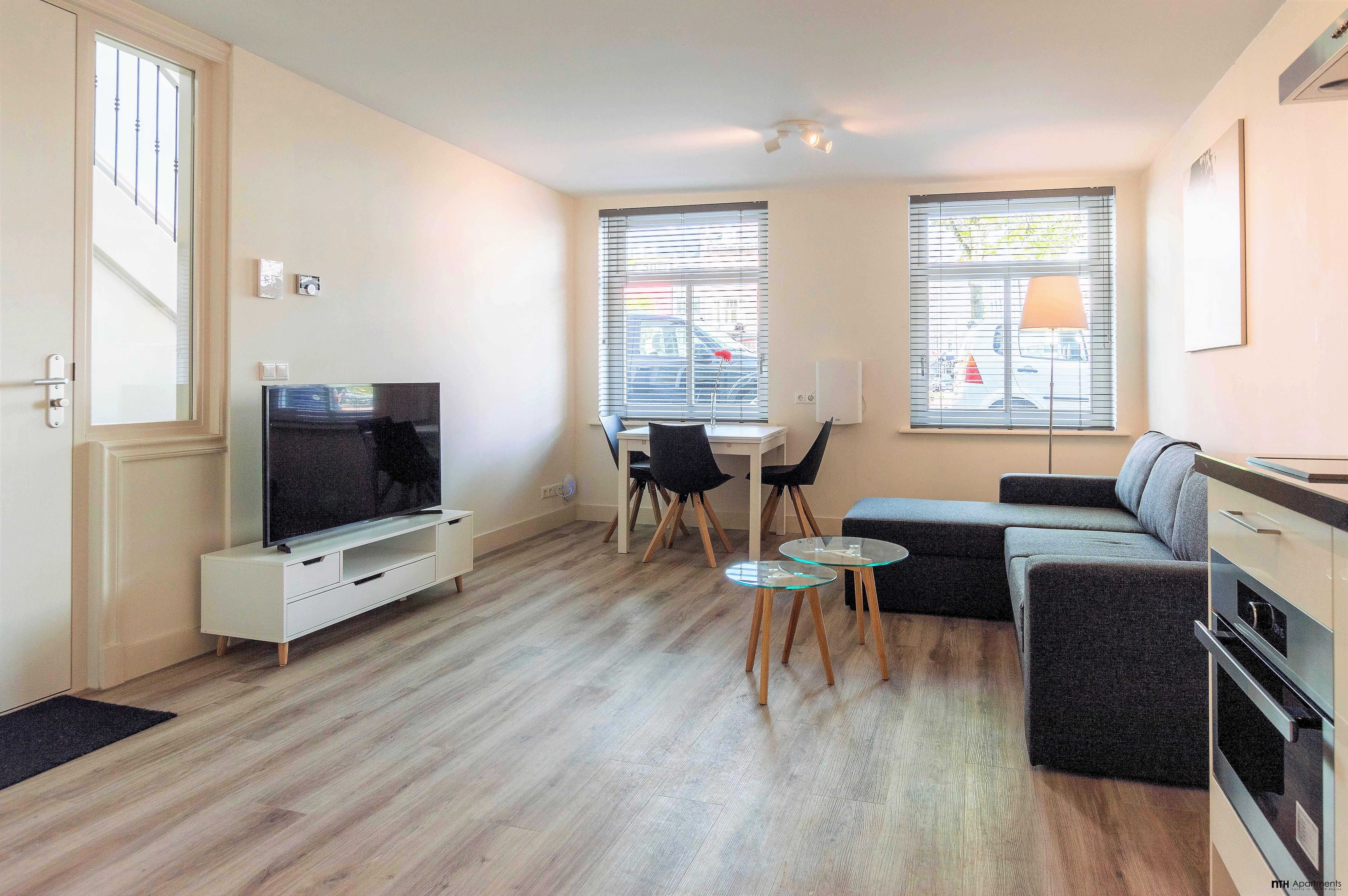 Apartment Rotterdam Wester 20