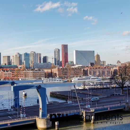 Apartment Rotterdam City Marina
