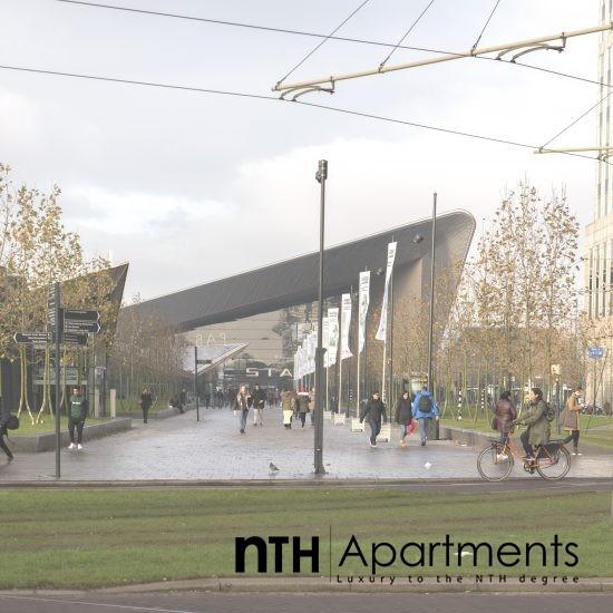 Apartment Rotterdam Wester 7