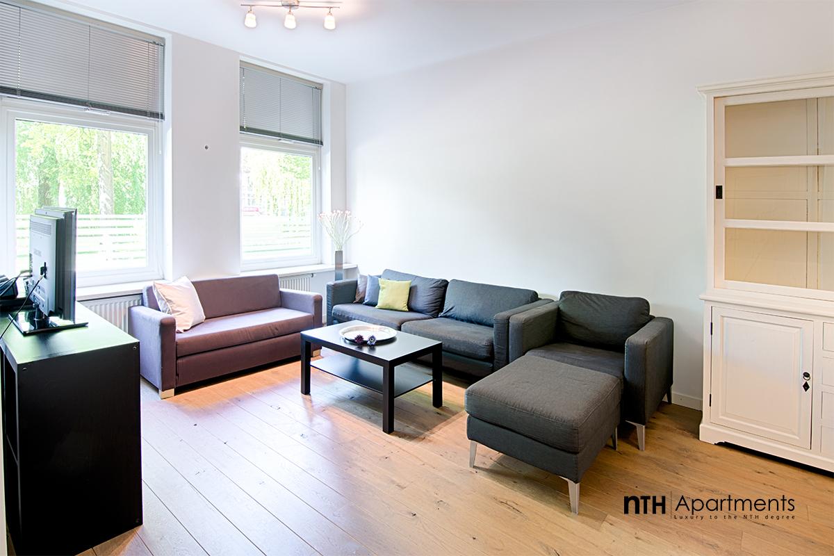 Apartment Rotterdam Spoor 2