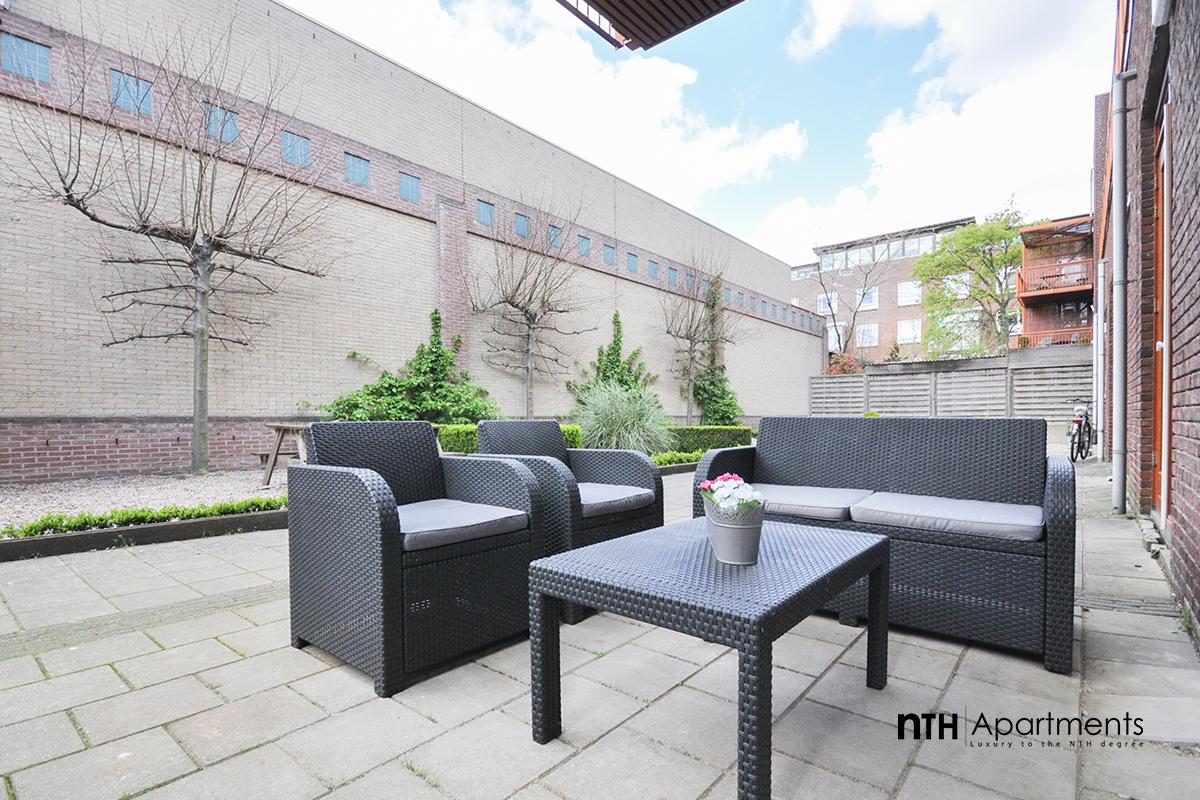 Apartment Rotterdam Water