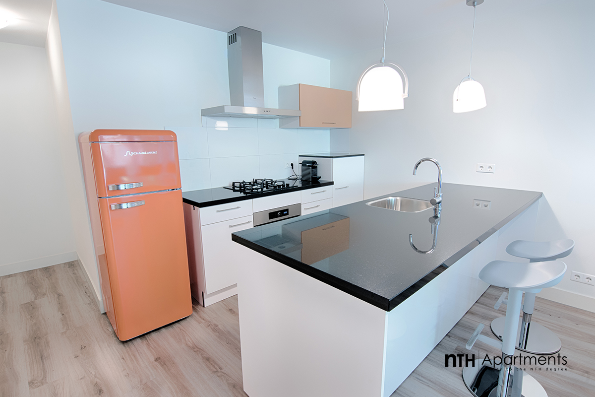 Apartment Rotterdam Wester 1