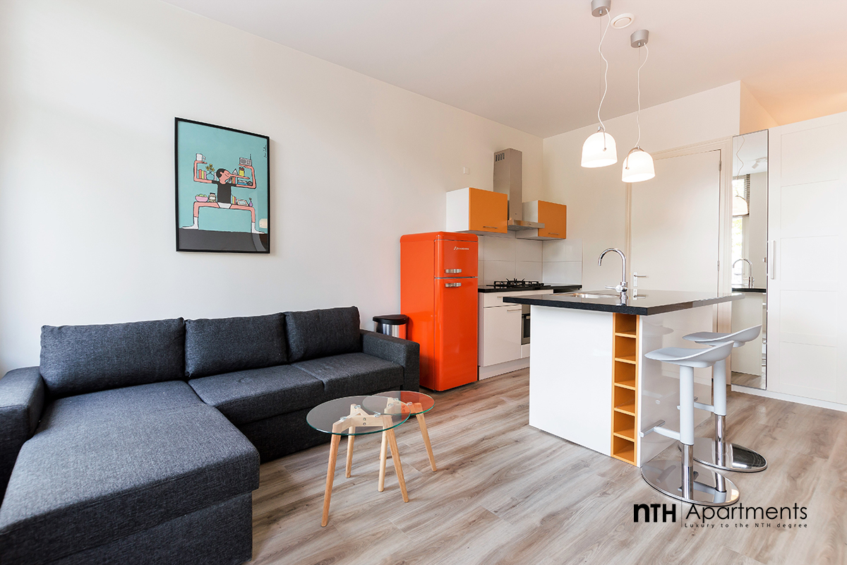 Apartment Rotterdam Wester 2