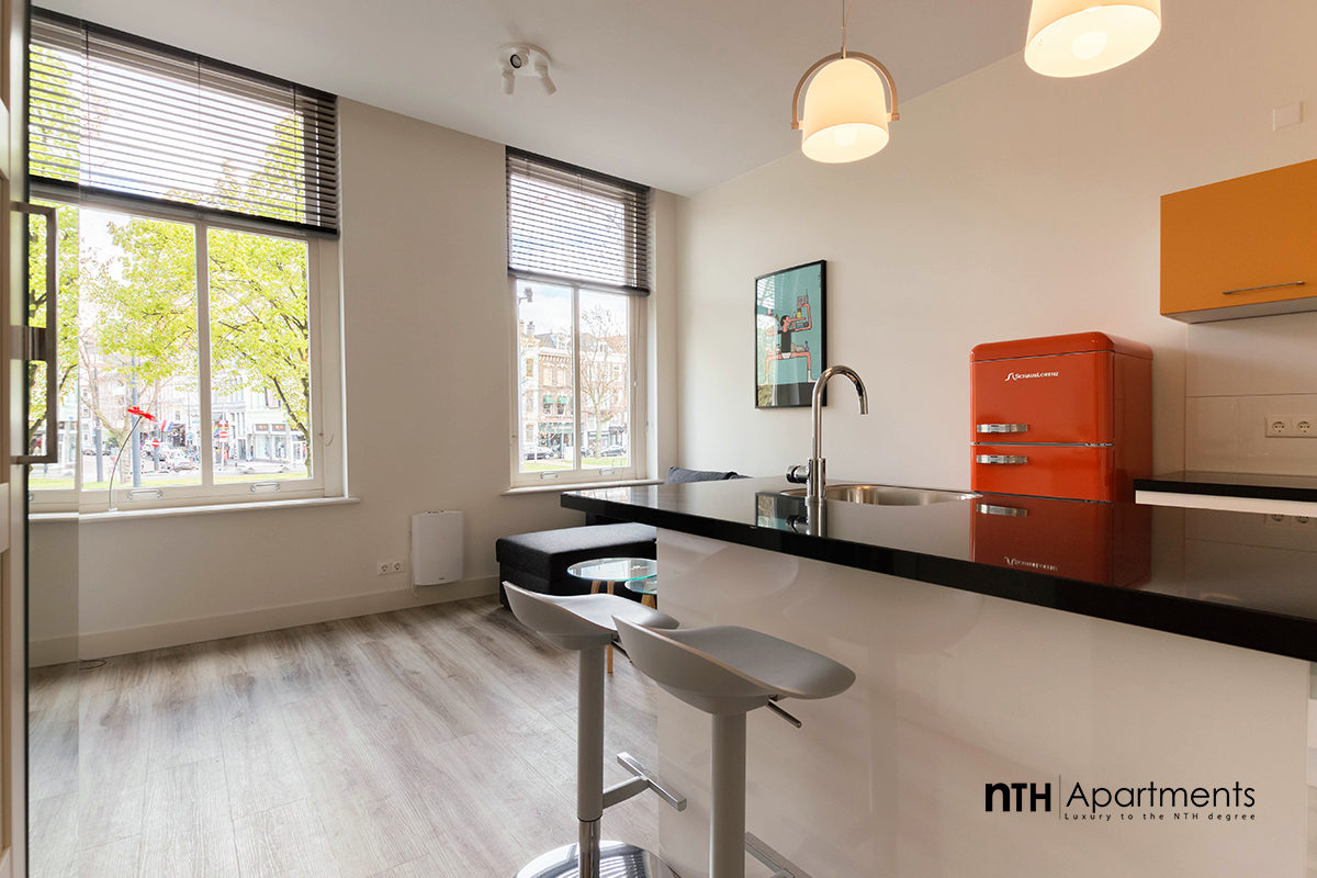 Apartment Rotterdam Wester 2