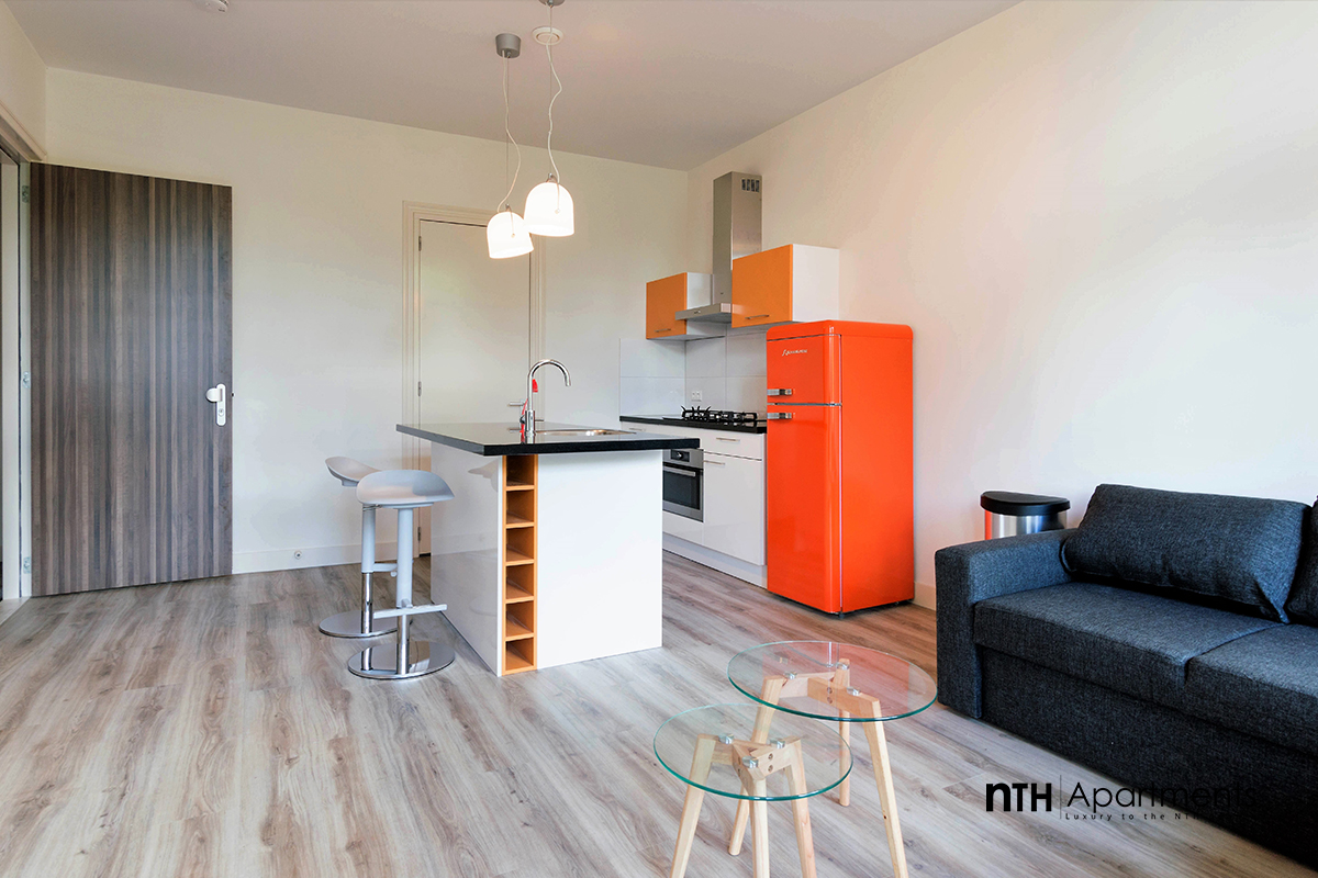 Apartment Rotterdam Wester 4