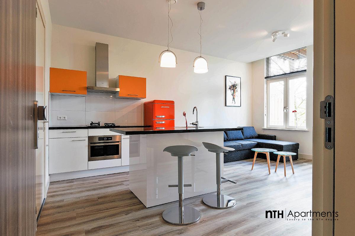 Apartment Rotterdam Wester 4