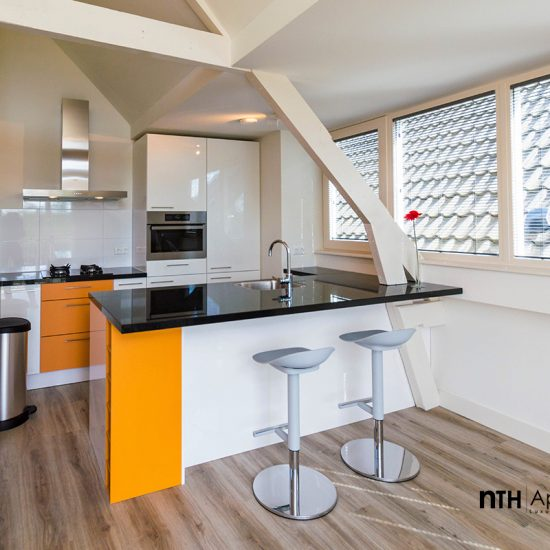 Apartment Rotterdam Wester 5