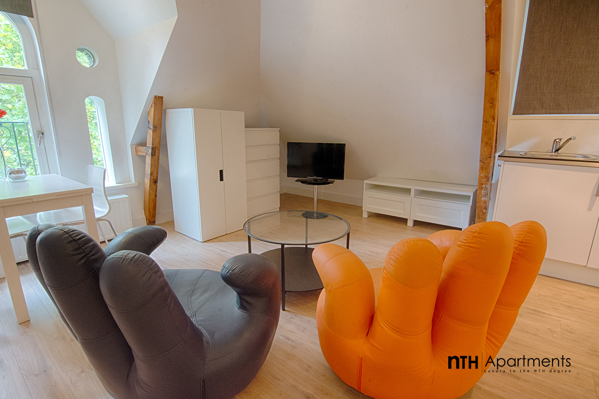 Apartment Rotterdam Wester 6
