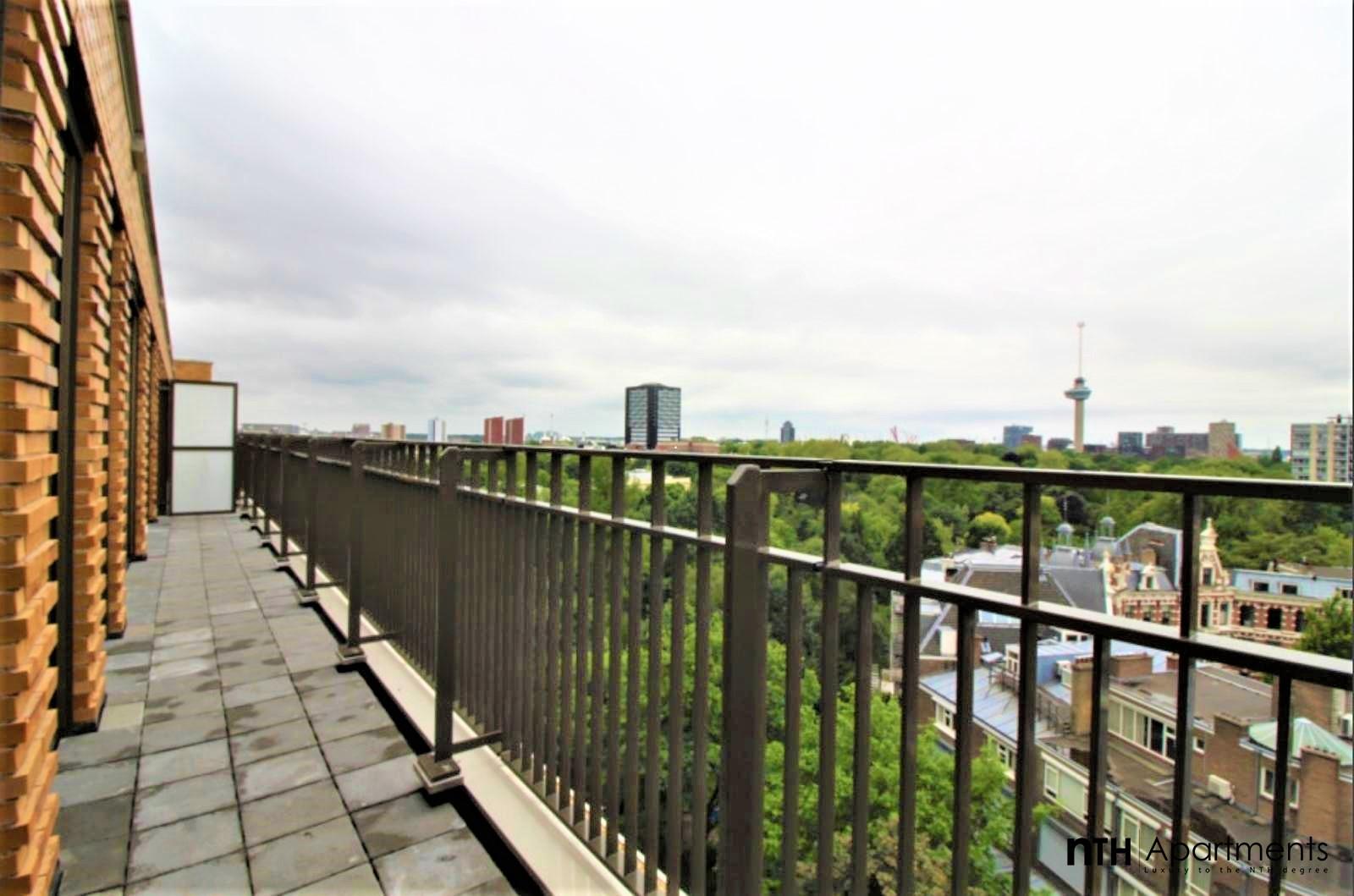 Apartment Rotterdam Bridge 2