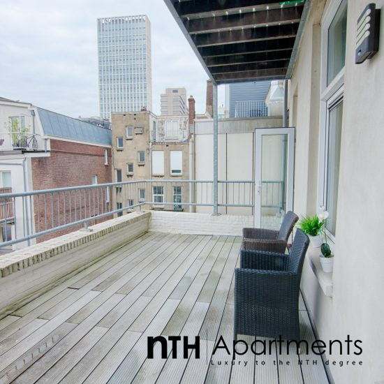 Apartment Rotterdam Wester 7