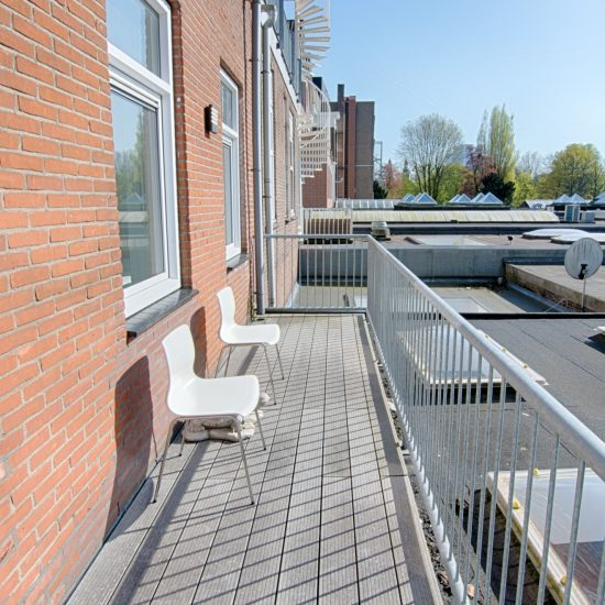 Apartment Rotterdam Wester 8