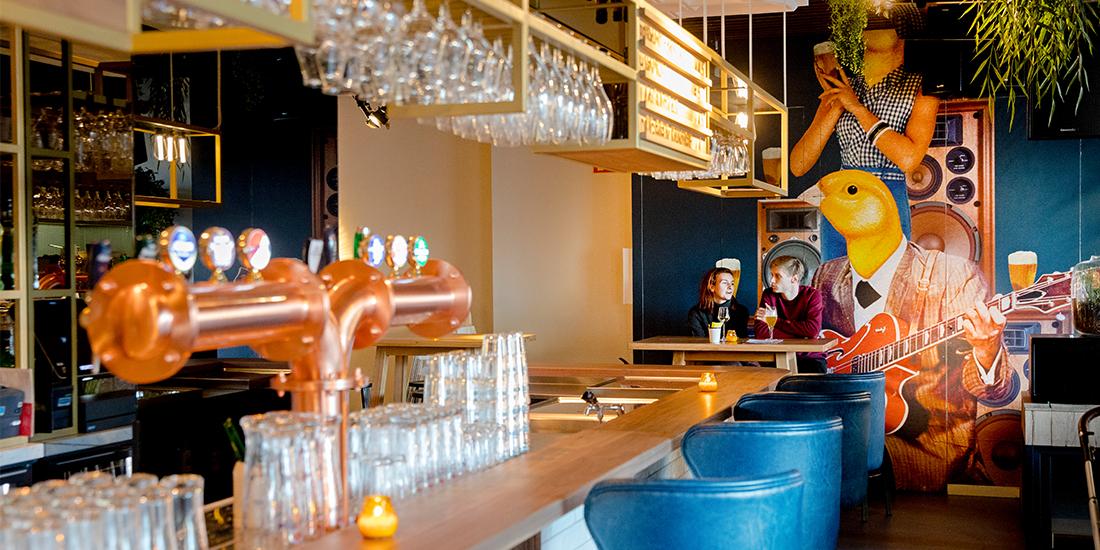 Restaurants Rotterdam