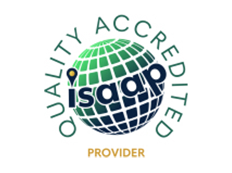 Isaac quality accredited provider